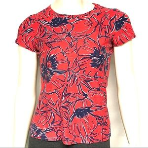 Lilly Pulitzer floral tee